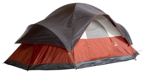 Coleman Red Canyon 17-Foot by 10-Foot 8-Person Modified Dome Tent  sc 1 st  HikingValley.com & Coleman Red Canyon 17-Foot by 10-Foot 8-Person Modified Dome Tent ...