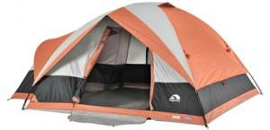 Igloo Blue Ridge II Family Dome Tent 5-Person, Orange Gray