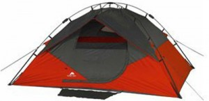 Ozark Trail 4 Person Instant Dome Tent