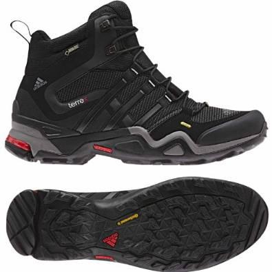 Adidas Outdoor Terrex Fast X Mid GTX Hiking Boot - Men's