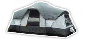 Tahoe Gear Olympia 10 Person Three Season Family Tent