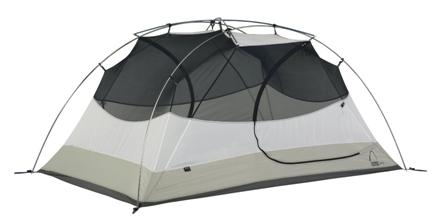 Sierra Designs Zia 3 Season 2-Person Backpacking Tent Package