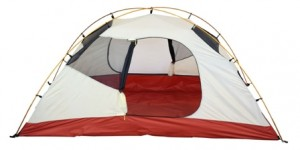 Ledge Scorpion Two Man Tent, Aluminum Poles