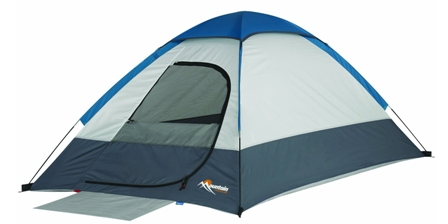 Mountain Trails Cedar Brook 7x4-Feet 2-Person Backpacking Tent