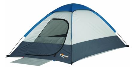 Mountain Trails Cedar Brook 7x4-Feet 2-Person Backpacking Tent