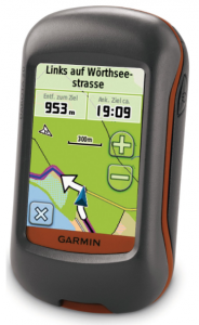 Garmin Dakota 20 Waterproof Hiking GPS - directions