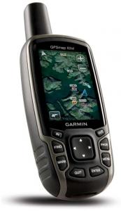 Garmin GPSMAP 62St Handheld Hiking GPS Navigator - backcountry directions