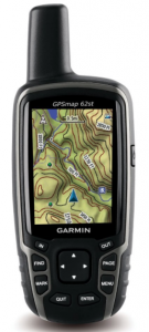 Garmin GPSMAP 62St Handheld Hiking GPS Navigator - backcountry hikes