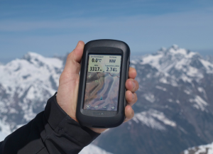 Garmin Montana 650 Waterproof Hiking GPS with 5 Megapixel Camera - backcountry navigation