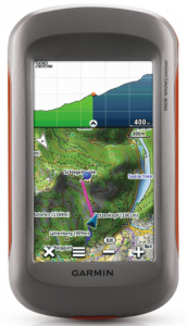 Garmin Montana 650 Waterproof Hiking GPS with 5 Megapixel Camera - directions information