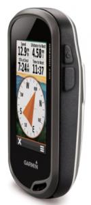 Garmin Oregon 650t 3-Inch Handheld Hiking GPS with 8MP Digital Camera (US Topographic Maps) - compass