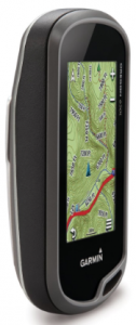Garmin Oregon 650t 3-Inch Handheld Hiking GPS with 8MP Digital Camera (US Topographic Maps) - directions backcountry