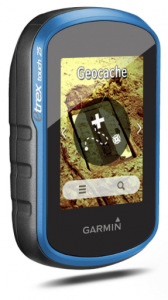 Garmin etrex Touch 25 Hiking GPS - geocaching adventures