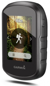 Garmin etrex Touch 35t Hiking GPS with TOPO US 100K - backcountry mountain hikes
