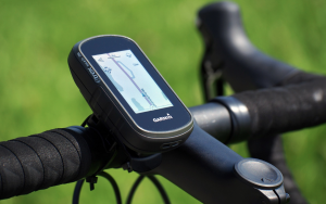 Garmin etrex Touch 35t Hiking GPS with TOPO US 100K - biking GPS device