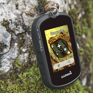 Garmin etrex Touch 35t Hiking GPS with TOPO US 100K - geocaching hiking outdoor