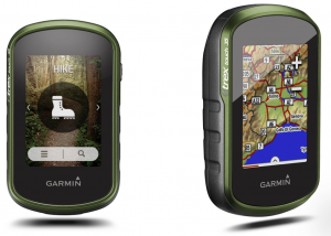 Garmin etrex Touch 35t Hiking GPS with TOPO US 100K - road directions outdoor hikes