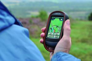Magellan eXplorist 710 Waterproof Hiking GPS - backcountry mountain navigation