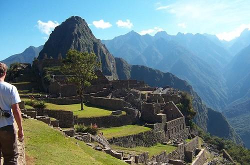 Inca Trail of Peru hiking