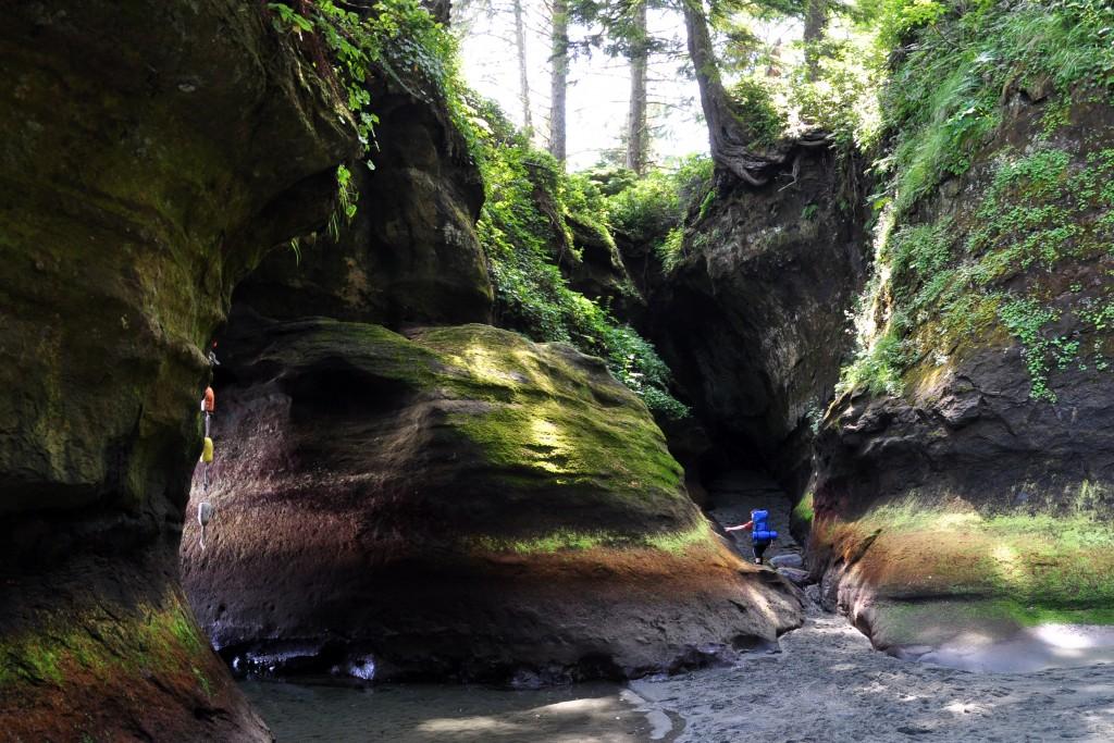West Coast Trail Owen Point BC Canada