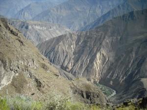 Arequipa Canyon de Colca Peru