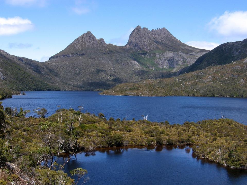 Overland Track in Tasmania Australia