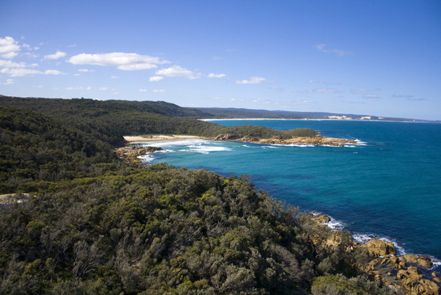 Wilderness Coast Walk in Victoria Australia