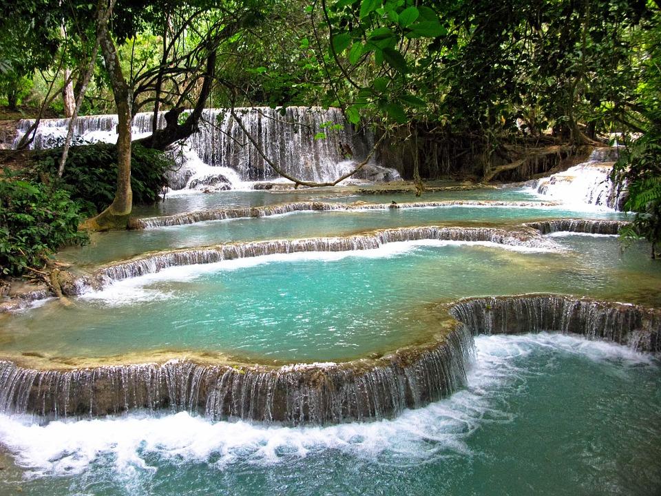 100 Waterfalls Trail Trek Laos