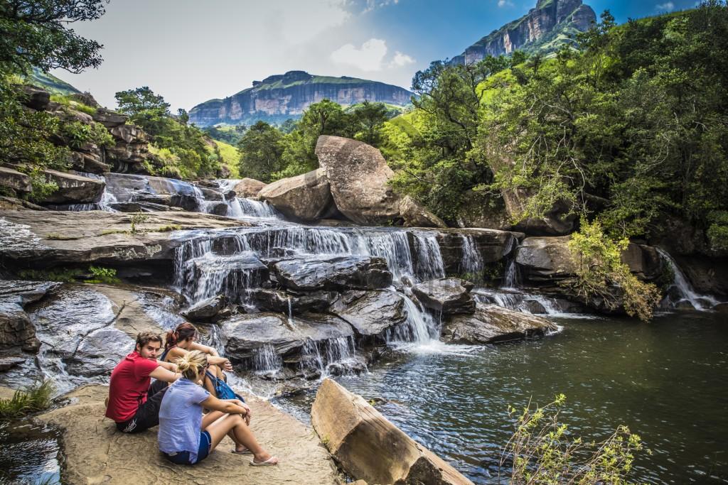Drakensberg Trail South Africa