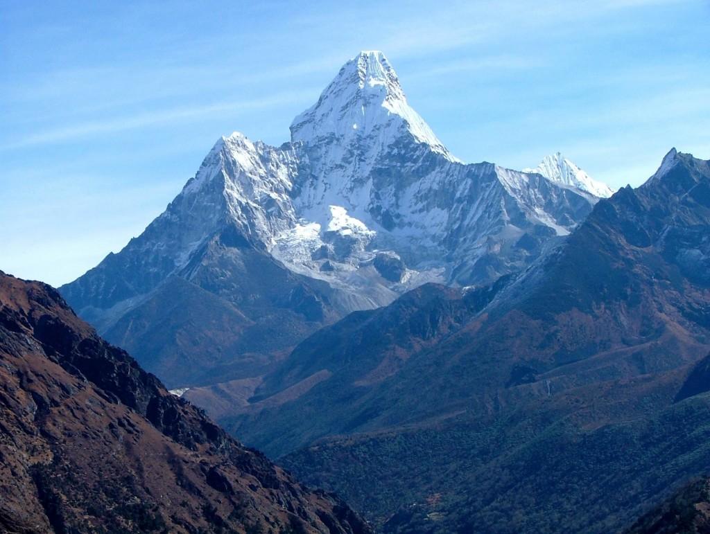 Mount Everest Nepal