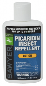 Sawyer Products Premium Mosquito Insect Repellent with 20% Picaridin, Lotion