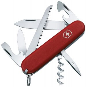 Victorinox Swiss Army Camper II Folding Camping Knives