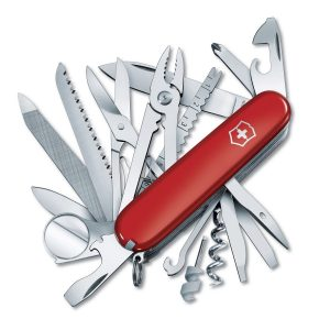 Victorinox Swiss Army SwissChamp Pocket Knife