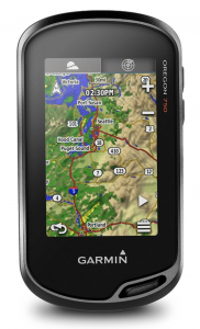 Garmin 750T 3-Inch Touchscreen Handheld Hiking GPS