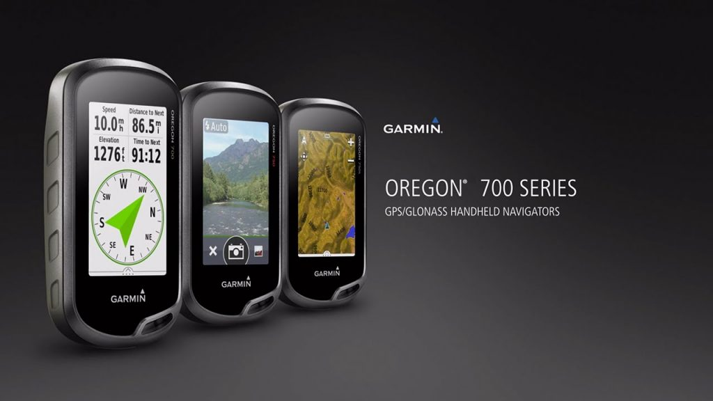 Garmin Oregon 700 750 750t Hiking GPS
