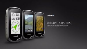 Garmin Oregon 700 750 750t Hiking GPS