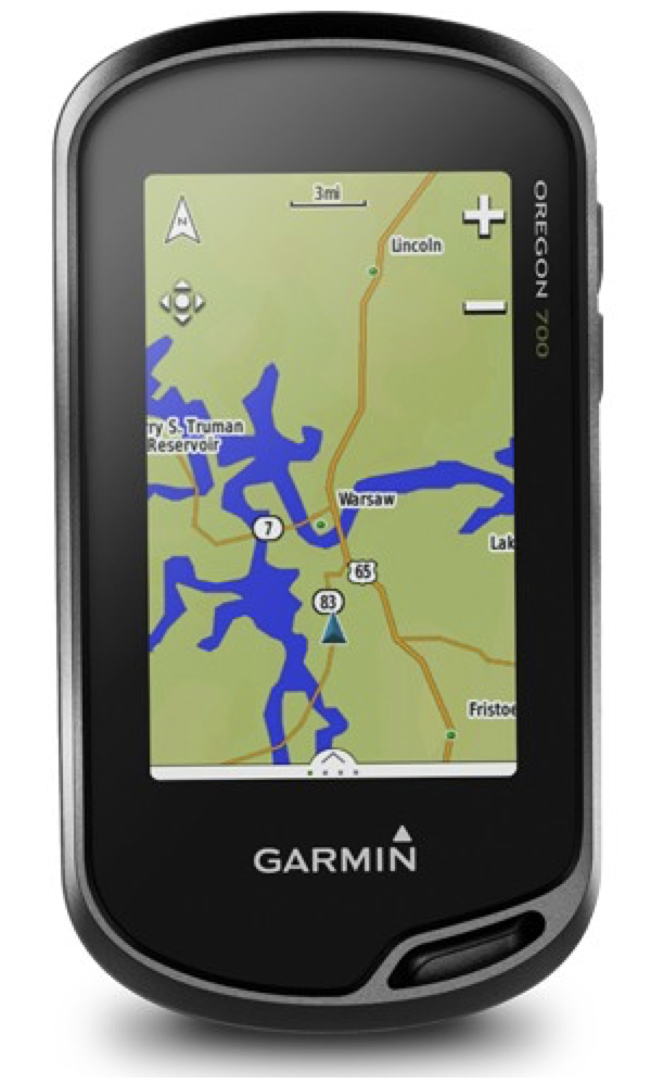 Garmin Oregon 700 Handheld Hiking GPS