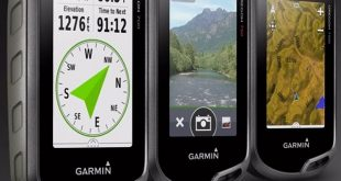 Garmin Oregon 700 series GPS Glonass Handheld Navigators