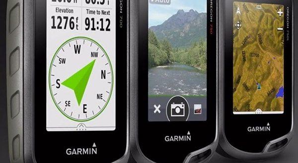 Garmin Oregon 700 series GPS Glonass Handheld Navigators