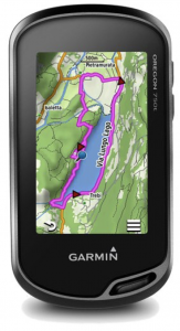 Garmin Oregon 750t Hiking GPS