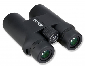 Carson VP Series Full Sized and Compact Waterproof and Fogproof Binoculars 10x42 330ft-1000yds