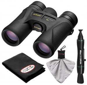 Nikon Prostaff 7S 8x30 ATB Waterproof:Fogproof Binoculars - with carrying case