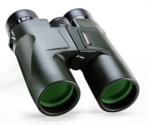 USCAMEL 10x42 Military HD Binoculars Professional Hunting Hiking Compact Telescope - Army Green