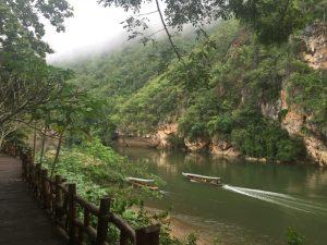 Kaleidoscope of River Kwai Thailand