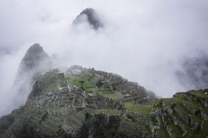 Machu Picchu Maya city Peru