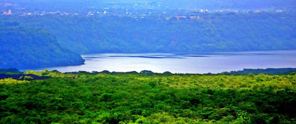 Masay Nicaragua hiking backpacking
