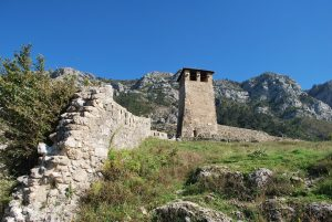 Old Fortress in Albania