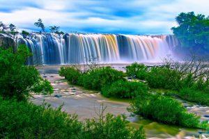 Waterfall Thac Dray Nur Buon Me Thuot Daklak Vietnam hiking backpacking