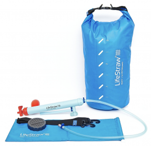 LifeStraw Mission High-Volume 12 liter Gravity-Fed Water Purifier