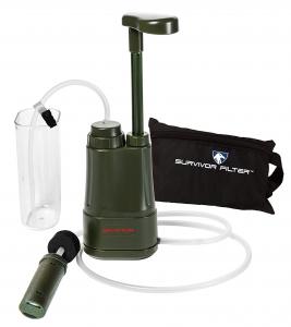 Survivor Filter PRO 0.01 Micron Water Purifier